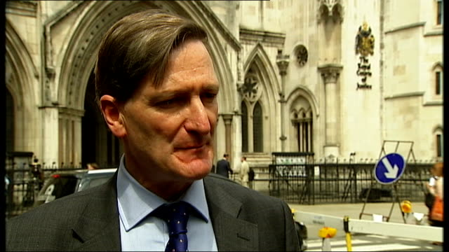 stuart hall sentence for indecent assaults doubled london the strand ext dominic grieve mp interview sot talks of hall abusing trust and abusing his... - 司会者 スチュアート・ホール点の映像素材/bロール