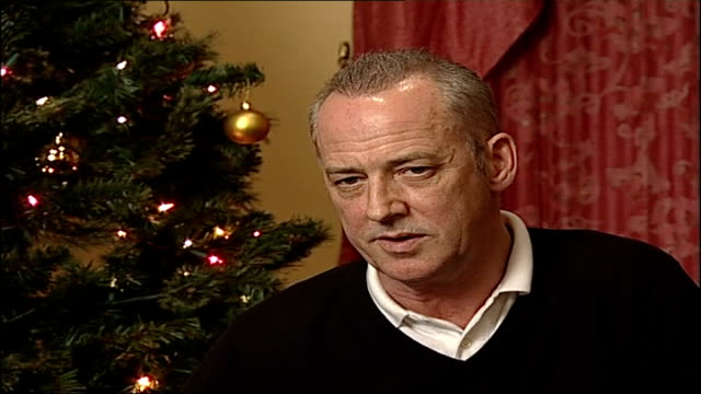 police launch new investigation; location unknown: michael barrymore interview sot - response to claims of a cover-up in stuart lubbock's death - michael barrymore stock videos & royalty-free footage