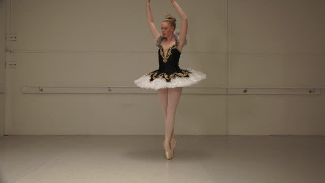 Student Ballet Dancer