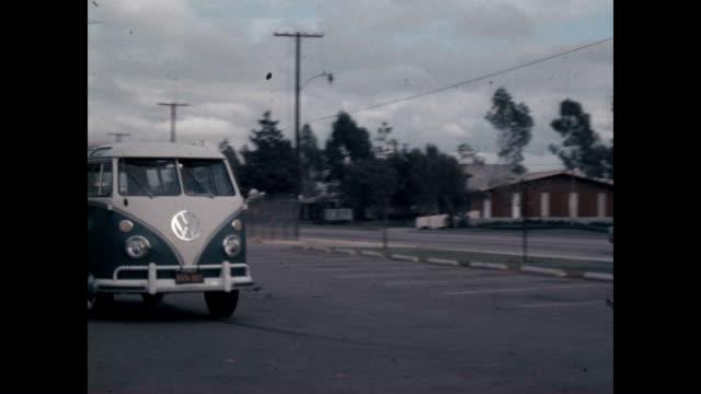 Vw Van Videos And B Roll Footage