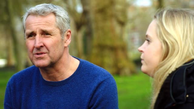 INTERVIEW Student Maddy Austin talks to her father and broadcaster Mark Austin about her teenage battle with anorexia which left her close to death...