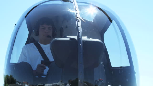 hd: student pilot - piloting stock videos and b-roll footage