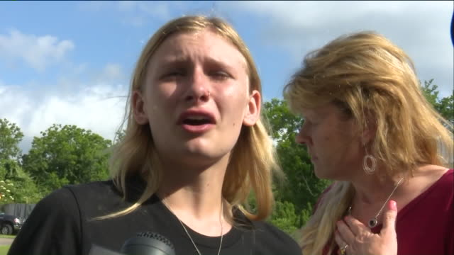 KIAH Student Tearfully Recounts Escaping Deadly Shooting at Santa Fe High School One person was taken into custody and a second person of interest...