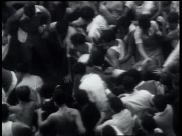 students fighting / student having his shirt ripped off - 1931 stock videos & royalty-free footage