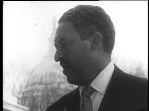 Students in a desegregated classroom exemplify the views of Attorney Thurgood Marshall
