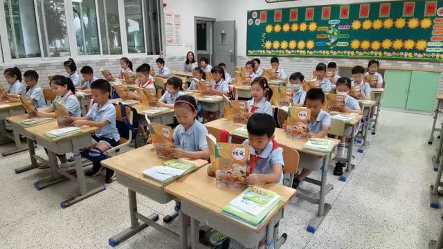 CHN: Students Back To School In Nanjing