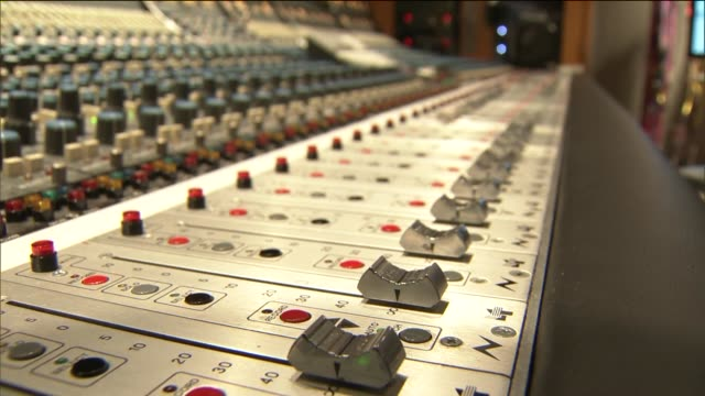 "KTLA Students Record Beatles Song at Capitol Records Studios on May 5 2015 Students from Noble Elementary School recorded ""Eleanor Rigby"" by the..."
