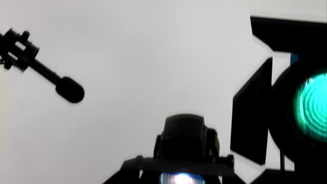 Studio-Ausrüstung Focksegel arm film slate