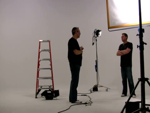 Studio Lighting Setup and Shoot -Time Lapse-