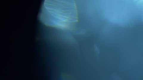 studio shot light leaks and lens flares - luminosity stock videos & royalty-free footage