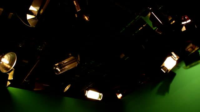 テレビスタジオ - 撮影現場点の映像素材/bロール