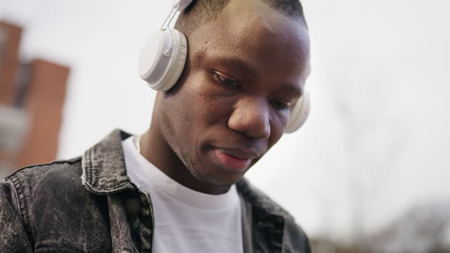 studying and listening to music - concentration stock videos & royalty-free footage
