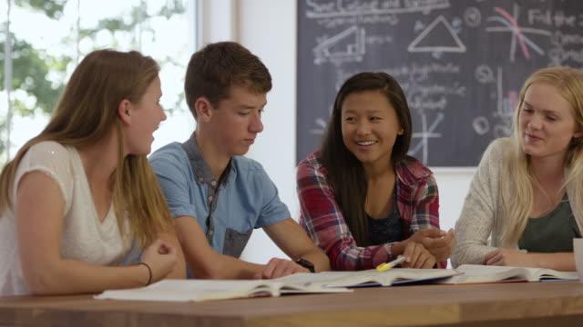 勉強するための検査 - 分校点の映像素材/bロール