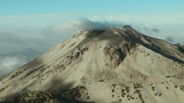 Stunning Shot Of Lassen Peak In California