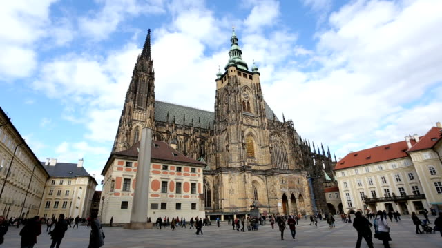 St.Vitus Cathedral in Prague