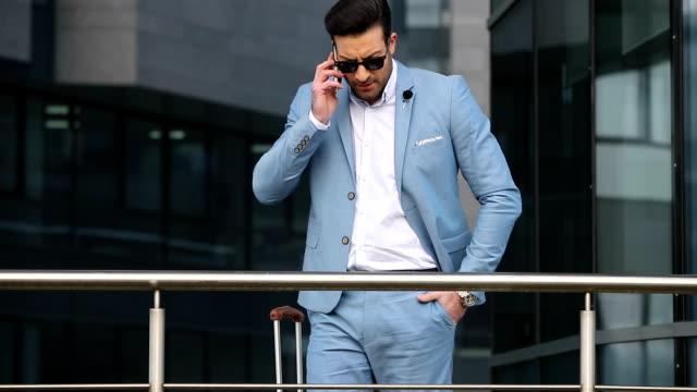 Elegante Geschäftsmann
