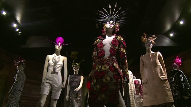 stylist muse mentor or simply an eccentric aristocrat with a penchant for wearing lobsters late british fashion editor isabella blow was hard to pin... - greater london stock videos and b-roll footage