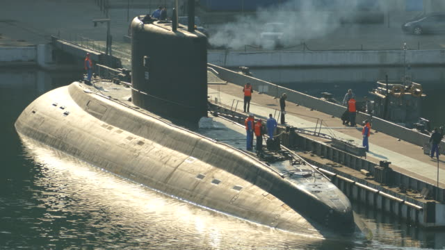 "submarine  project ""black hole"" - military base stock videos & royalty-free footage"