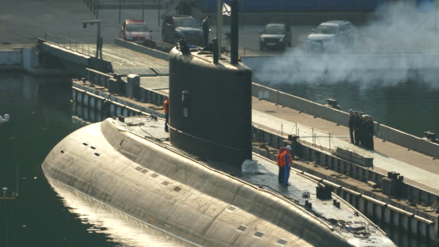 "submarine  project ""black hole"" - russia stock videos & royalty-free footage"