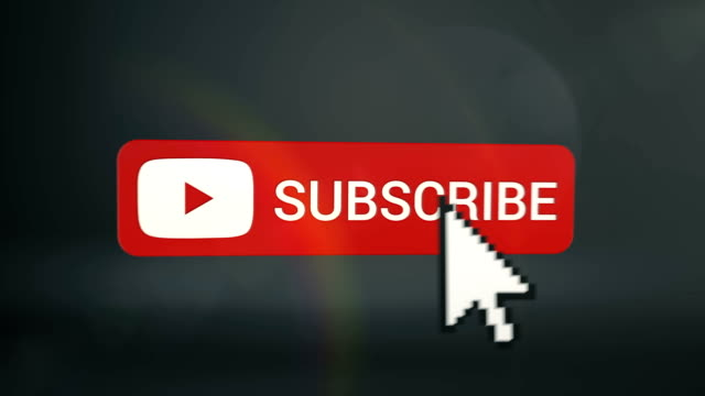 3d subscribe button explosion on black - subscribe stock videos and b-roll footage