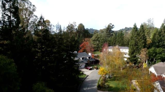 suburb - neighbor stock videos & royalty-free footage