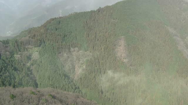 aerial, a suburban area of tokyo - cedar stock videos & royalty-free footage