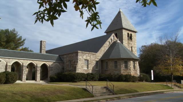 WS TU Suburban church/ Atlanta, Georgia
