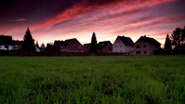 CRANE UP: Suburban Houses