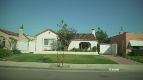 vídeos y material grabado en eventos de stock de zona residencial - zona residencial