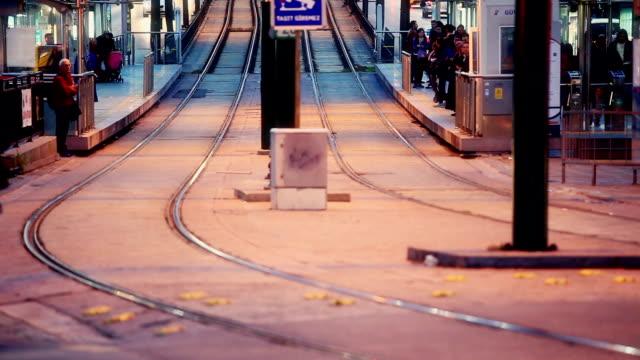 stockvideo's en b-roll-footage met hd: subway station - hd format
