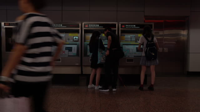 subway ticket machine - ticket stock videos and b-roll footage