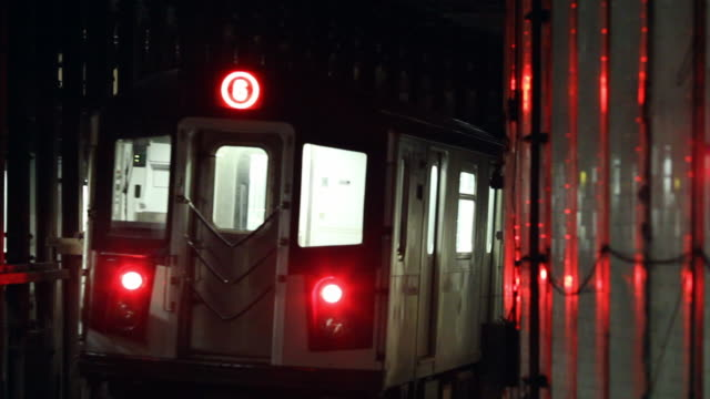 subway train leaving station - inside of stock videos and b-roll footage