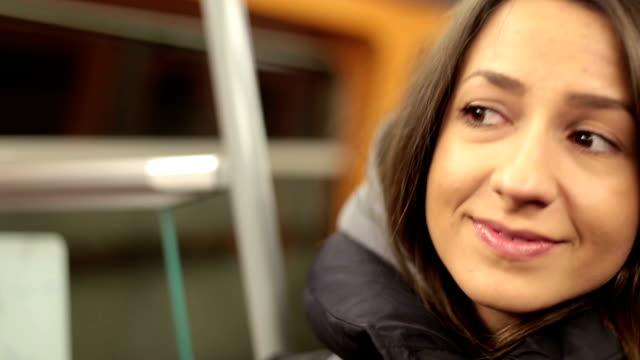 vídeos de stock e filmes b-roll de subway trip - vida urbana