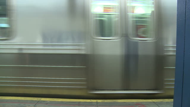 hd: subway - moving past stock videos & royalty-free footage
