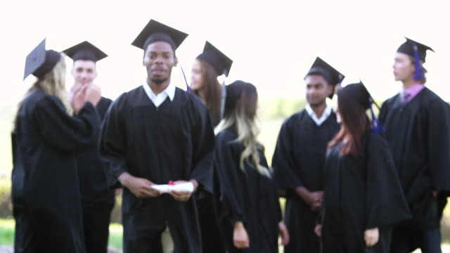 success - graduation stock videos and b-roll footage