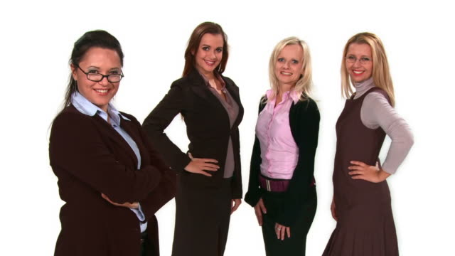 HD CRANE: Successful Business Women