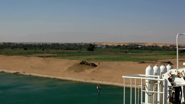 suez channel - suez canal stock videos & royalty-free footage