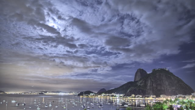sugar loaf - rio de janeiro - south america stock videos & royalty-free footage