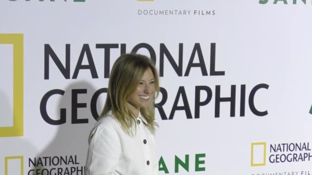 Sugar Lyn Beard at the Premiere Of National Geographic Documentary Films' 'Jane' at The Hollywood Bowl on October 09 2017 in Los Angeles California