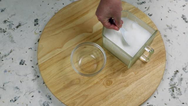 sugar - zucker stock-videos und b-roll-filmmaterial