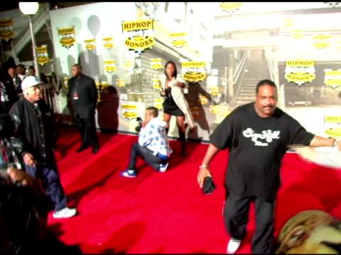sugarhill gang at the 2006 vh1 hip hop honors at the hammerstein ballroom in new york new york on october 7 2006 - hammerstein ballroom bildbanksvideor och videomaterial från bakom kulisserna
