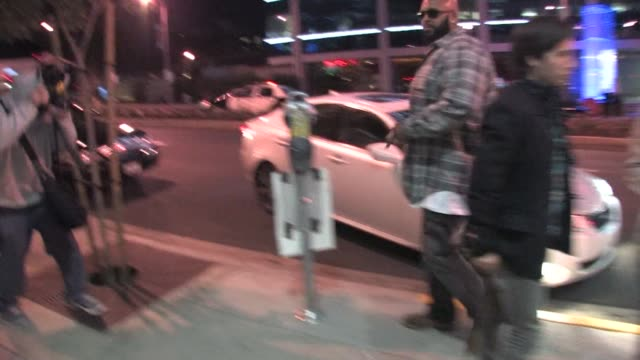 Suge Knight at Trousdale in West Hollywood at the Celebrity Sightings in Los Angeles at Los Angeles CA
