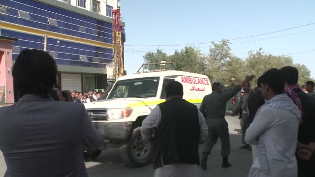 A suicide bomber and gunmen attacked a Shiite mosque in an ongoing attack in the Afghan capital of Kabul on Friday officials said the latest assault...