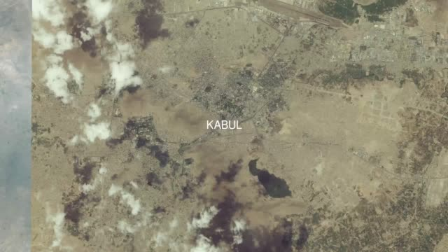 A suicide bomber has attacked a cricket stadium in the Afghan capital of Kabul killing at least two people and wounding at least seven