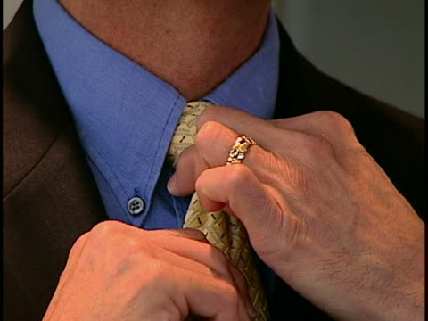 suit and tie - one mature man only stock videos & royalty-free footage