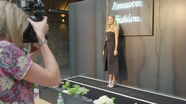 Suki Waterhouse Donna Air Diana Vickers Jack Guinness Ashley Roberts Camilla Kerslake Alice Dellal at Amazon Fashion Photography Studio Launch Party...
