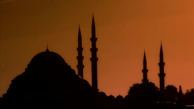 HD: Suleymaniye Mosque