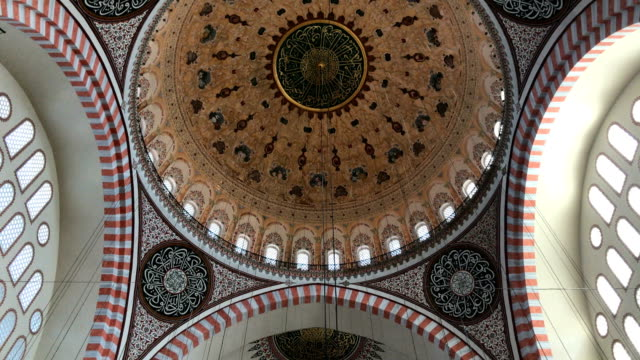suleymaniye mosque - suleymaniye mosque stock videos and b-roll footage