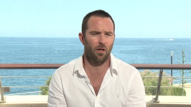 INTERVIEW Sullivan Stapleton at 56th Monte Carlo TV Festival Day 1 on June 13 2016 in Monaco Monaco