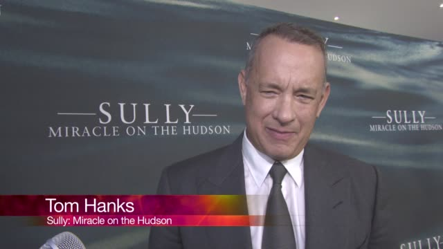 CHYRON 'Sully Miracle on the Hudson' Screening> at BFI IMAX on November 17 2016 in London England